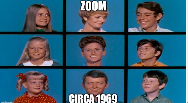 brady bunch how to use zoom
