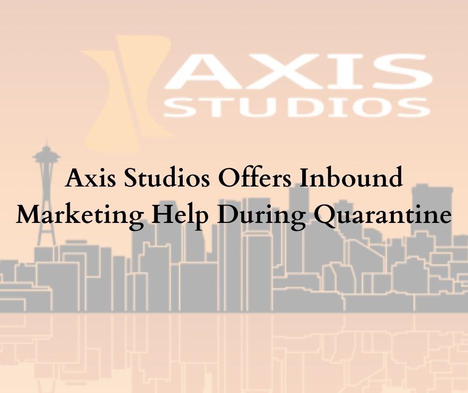 Inbound marketing axis studios content writer