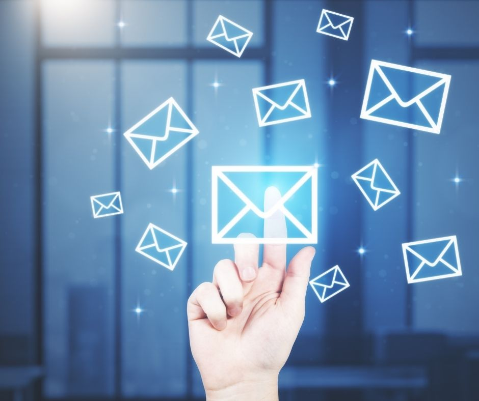 Boost your email list content writing content writer