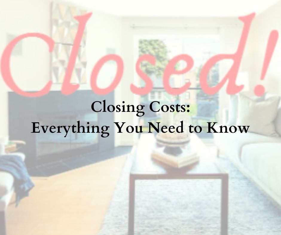 real estate content writing closing costs